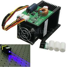 15w/15000mw DC 12V LASER HEAD INCISIONE INCIDERE MODULO PER ENGRAVING MACHINE u