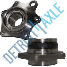 Pair: 2 New REAR 2003-05 Element DX LX Complete Wheel Hub and Bearing Assembly