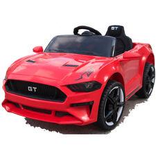 Simron GT Raptor 2x Motoren 12V Kinderauto - Rot (1032177204) mit Fernbedienung