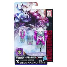 Transformers Generations Prime Masters Liege Maximo with Skullgrin