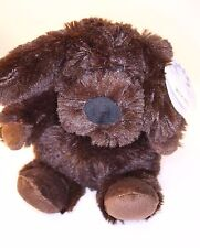 Aromatherapy Herbal Stress Relief Comfort Stuffed Puppy Dog NWT Mini 10""