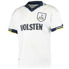 Tottenham Football Hotspur 1994 Home Short Sleeve Shirt Top T-Shirt Mens