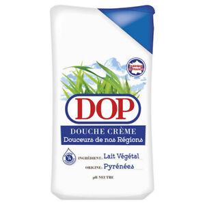 LOT DE 12 - DOP : Douceurs de nos Régions - Crème douche lait végétal des Pyréné
