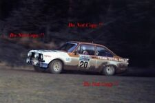 Henri Toivonen Ford Escort RS 1800 RAC Rally 1979 Photograph 1