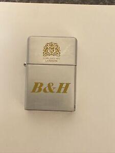 Benson & Hedges Electronic Lighter. Genuine USB Charging. B/new