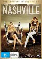 Nashville Series : COMPLETE Season 2 (Parts 1 & 2) NEW DVD
