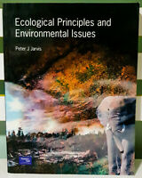 Ecological Principles and Environmental Issues! Book by Peter Jarvis!