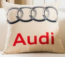 AUDI 2018 Pillow Case, Medusa, Italian-French-Greek-European Design