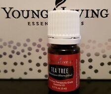 5mL Factory Sealed Bottle of YL TEA TREE - EO - anti-inflammatory, antifungal