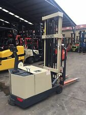 CROWN LEGLESS WALKIE STACKER 3.9M LIFT HEIGHT $4599+GST Negotiable Sydney Stock