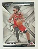2019-20 Panini Chronicles XR #281 COBY WHITE RC Rookie Chicago Bulls