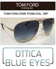 Occhiale da sole Tom Ford Erin tf 466 29p Sunglasses FT James Bond 007 Aviator