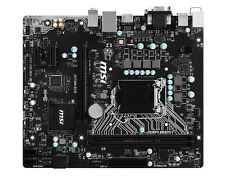 Placa base MSI H110m eco Matx Lga1151