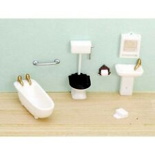 BATHROOM FURNITURE SET  1/48  O scale On30 On3 !