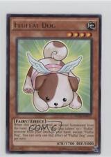 2014 Yu-Gi-Oh! The New Challangers #NECH-EN017 Fluffal Dog YuGiOh Card 0g4