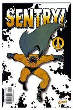 SENTRY Vol.1 #1(9/00)1:SENTRY & VOID(WHITE VARIANT/RARE)NEW AVENGERS(CGC IT)9.8!