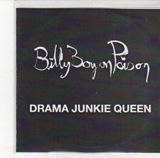 (DL986) Billy Boy On Poison, Drama Junkie Queen - 2009 DJ CD