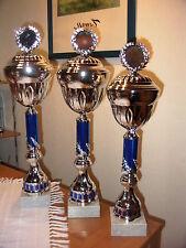Große Pokale 3er Serie 58/56/54 cm auf wunsch auch gerne größer!