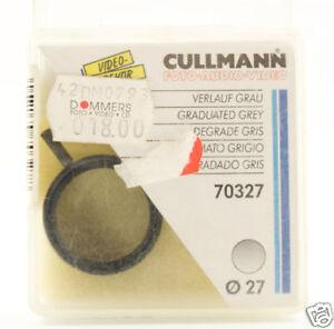 Cullmann 27 Verlauf Grau Filter 27mm