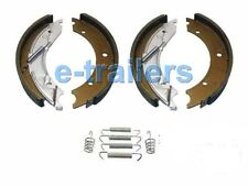 TRAILER BRAKE SHOES 250x40 KNOTT - Ifor Williams Brian James - AUTO REVERSE