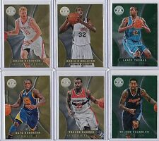 Trevor Booker 2012-13 Panini Totally Certified Totally Gold base parallel 18/25