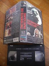 Incidents De Parcours de George A. Romero, VHS GCR, Horreur, RARE!!!!
