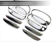 Chrome Door Handle Cover Molding 8p For 07 08 09 Chevy Matiz : Beat : Spark