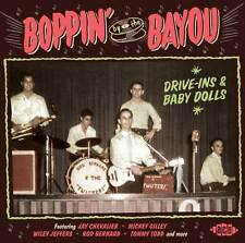 Various Artists - Boppin' By The Bayou - Drives-Ins & Baby Dolls (CDCHD 1486)