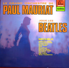 "PAUL MAURIAT - LP ""JOUE LES BEATLES"""