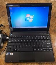 Acer Aspire One D270 Atom N2600 1.6GHz 1GB RAM 320GB HD Window 7 HDMI Webcam