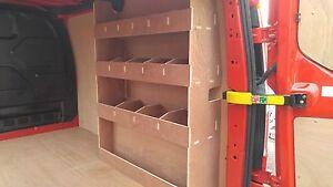FORD  Transit Custom SWB Van Shelving,Van Plywood Racking ,Van tool Storage