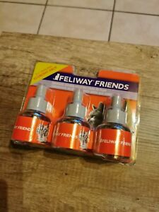 FELIWAY friends pack de 3 recharges de 48 ml