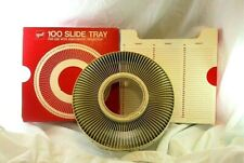 Vintage GAF 100 Slide Carousel Tray For Anscomatic Projector