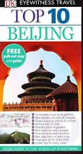 TOP 10 BEIJING CHINA - EYEWITNESS TRAVEL GUIDE MAPS PICS INFO EXCELLENT AS NEW