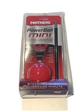 """Mothers 05141 Power Ball Mini Polishing Tool With 10"""" Extension"""