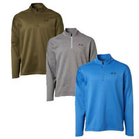 Oakley Mens Contention 1/4 Zip Golf Pullover New - Pick Size & Color