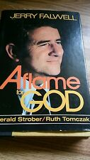 Falwell : Aflame for God by Ruth Tomczak and Gerald S. Strober (1979, Hardcover)