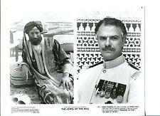 Avner Eisenberg Spiros Focas Jewel Of The Nile Original Press Movie Still Photo