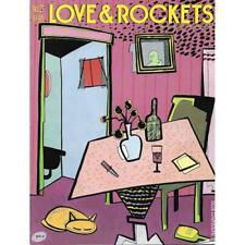 Love & Rockets 27 August 1988 Fantagraphics Books Comic Indy Hernandez RARE