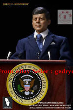 SCULPTURE TIME President John Kennedy 1/6 Presidential Collection Action Figure