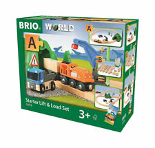 Brio World Starter Lift & Load Set 33878