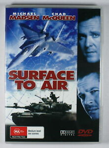 Surface To Air DVD FREE POST