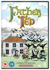 Father Ted: The Complete Collection DVD (2019) Dermot Morgan, Lowney (DIR) cert