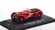 1:43 Ixo Alfa Romeo 8C Winner 24h Le Mans Sommer/Chinetti 1932