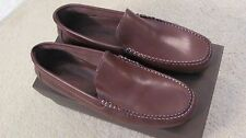 $110 FLORSHEIM JASPER VENETIAN LEATHER LOAFER -12 D -NEW IN BOX