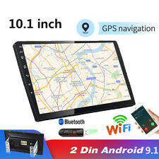 10.1 Inch car multimedia player 2din android 9.1 Stereo Audio FM radio HD GPS FM