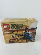 LEGO 2011 Pharaoh's Quest 7305 Scarab Attack 44 Pieces MISB