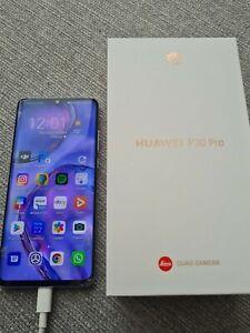 Huawei P30 Pro VOG-L29 - 128GB - Pearl White (Unlocked) (6GB RAM)