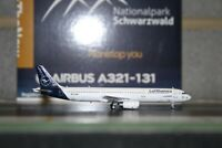 HYJL Wings 1:400 Lufthansa Airbus A321-200 D-AIRK (HYJL81050) Card 23