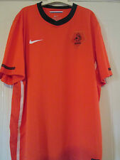 Holland Holanda 2010-2011 Home Football Shirt Talla Extra Extra Grande / 39453